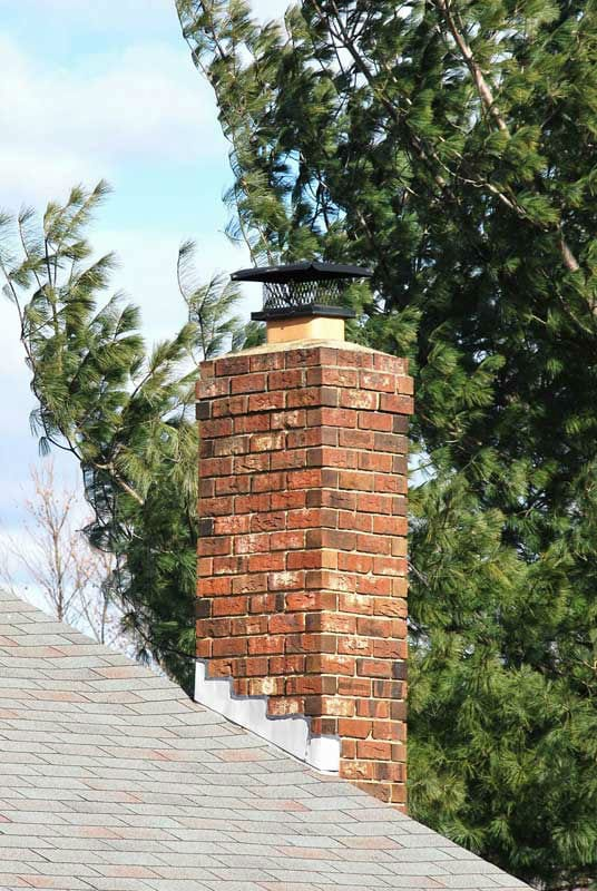 The importance of a chimney cap - Los Angeles - The Chimney Sweeper
