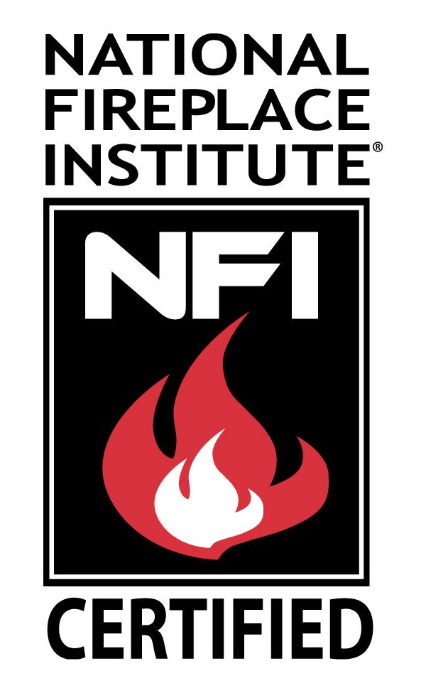 NFI Certified logo | Chimneys