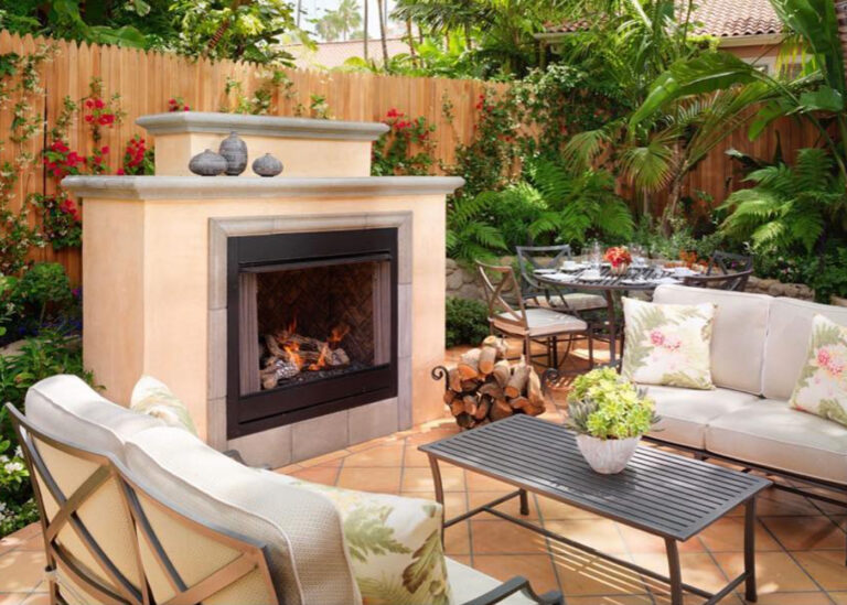 Fireplace Solutions The Chimney Sweeper Beverly Hills Hotel | Fire Pits & Outdoor Fireplaces