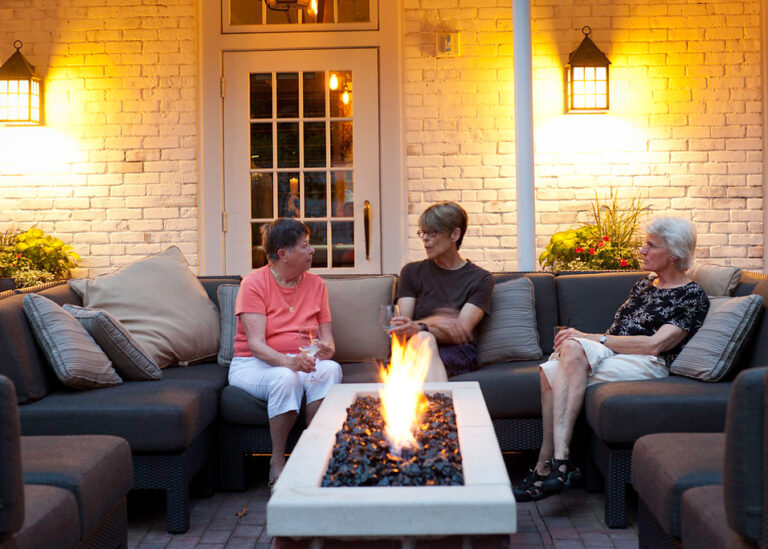 Fireplace Solutions The Chimney Sweeper Outdoor Fire Pit b | Fire Pits & Outdoor Fireplaces