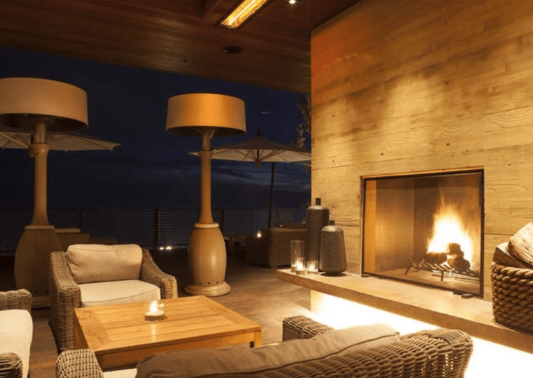 Fireplace Solutions The Chimney Sweeper Outdoor Fireplace Maintenance NOBU 2 | Fire Pits & Outdoor Fireplaces