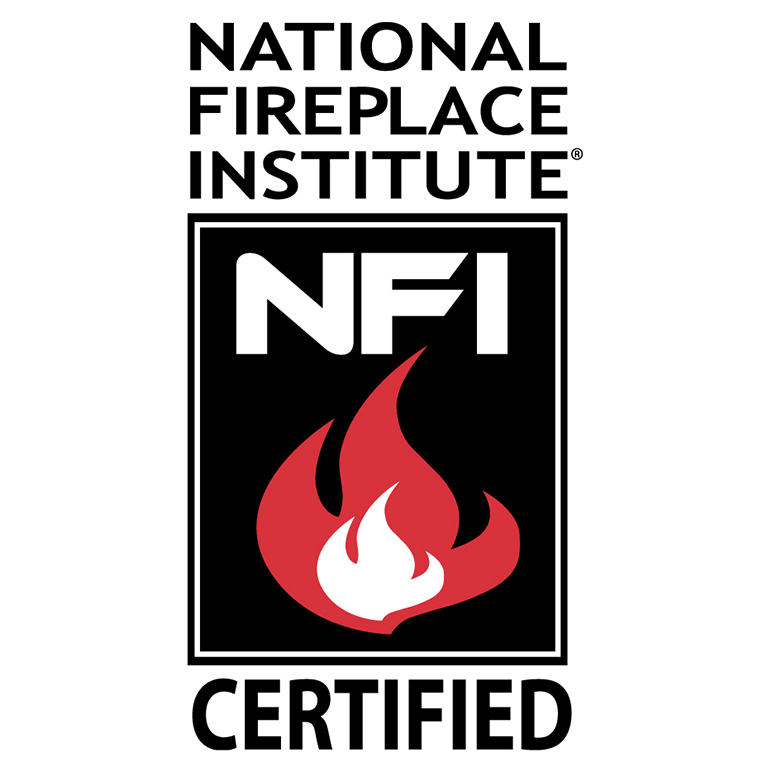 NFI Certified logo square2 | Fire Pits & Outdoor Fireplaces