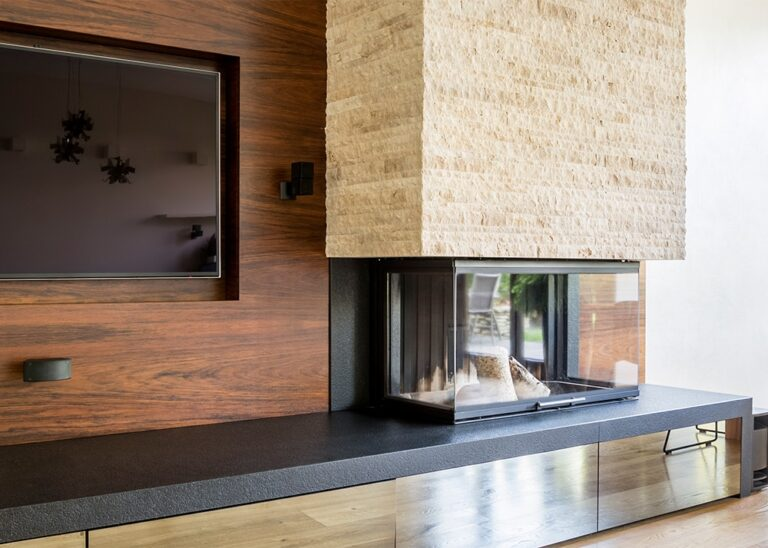 home area with fireplace P3HVVBV 5X7 | Design & Installation Services