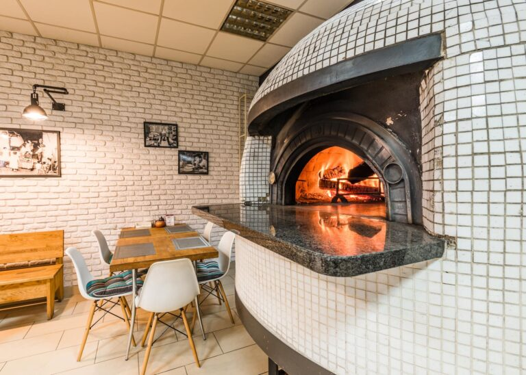 traditional woodfired pizza oven PWJ3R3P 5X7   Pizza Ovens & Grills